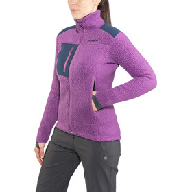 Norrøna W's Trollveggen Thermal Pro Jacket Royal Lush